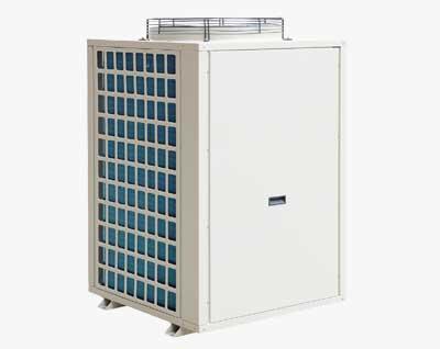商用三联供空气能热水器3P-6P