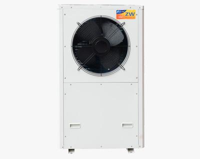 商用二联供空气能热水器3P-6P