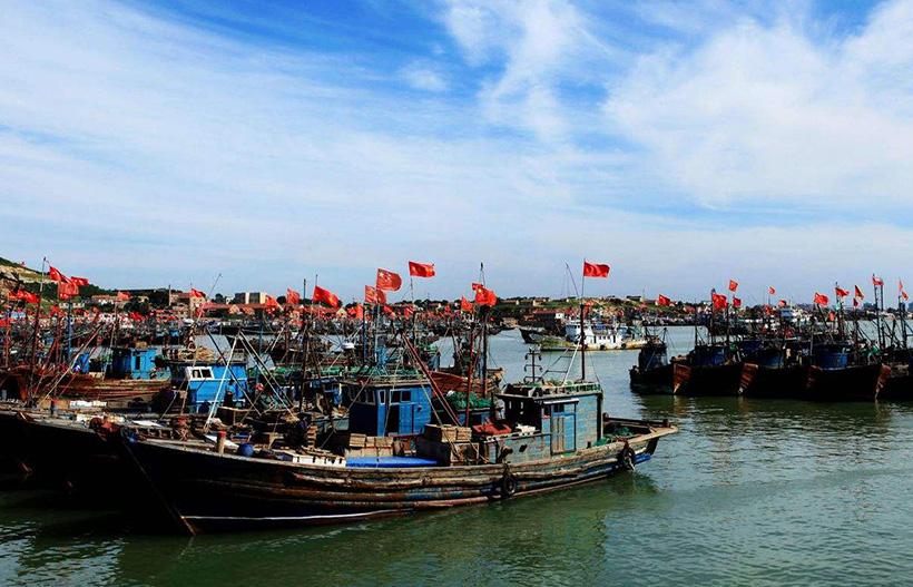 海鲜水产烘干方案