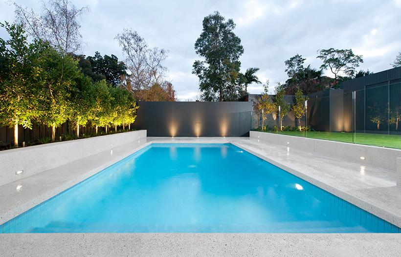 标准泳池恒温解决方案